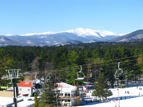 Cranmore Mountain – foto de WordPress.com